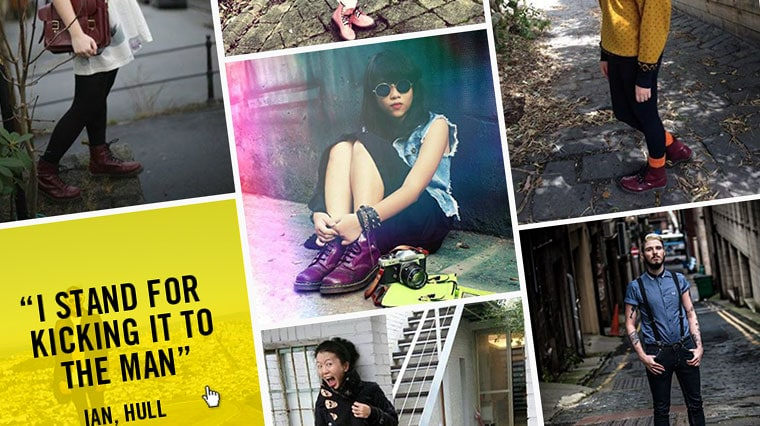 Dr. Martens Share your style
